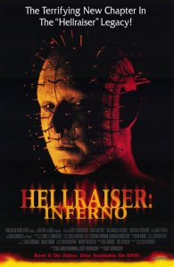 POSTER - HELLRAISER ‡5‡ INFERNO