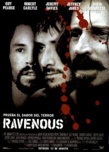 Ravenous (Antonia Bird, EEUU, 1999)---poster015