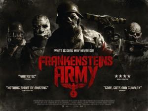 Frankenstein's Army banner