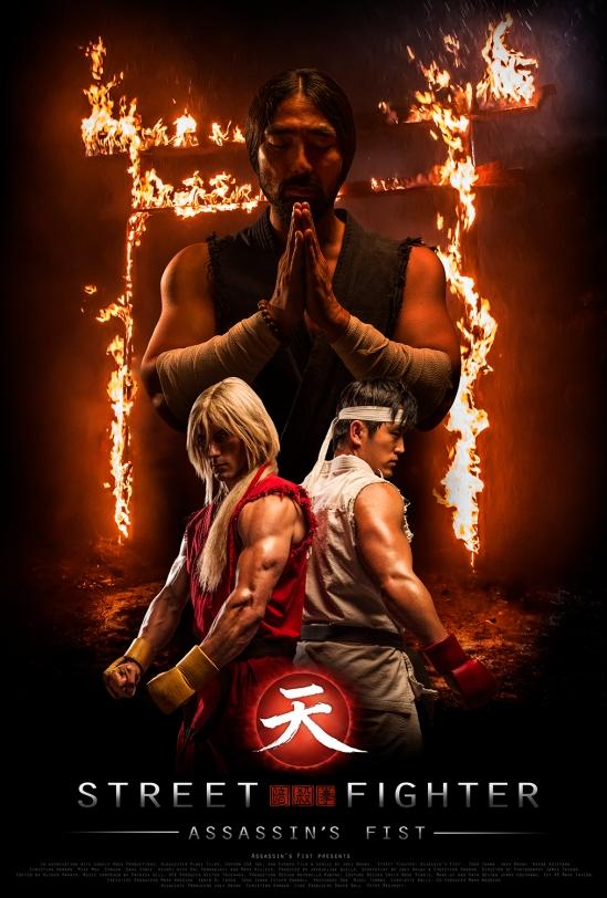 STREET-FIGHTER-ASSASSINS-FIST-poster